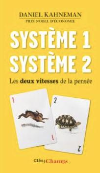 livre Système 1 / Système 2