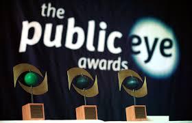 RSE Public Eye award