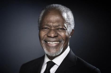kofi annan racisme